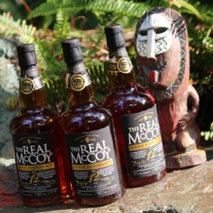 The Real McCoy 12-year-old Distillers Proof Mai-Kai Blend (92 proof) is a product of Foursquare Distillery in Barbados. (Photo provided by The Mai-Kai)