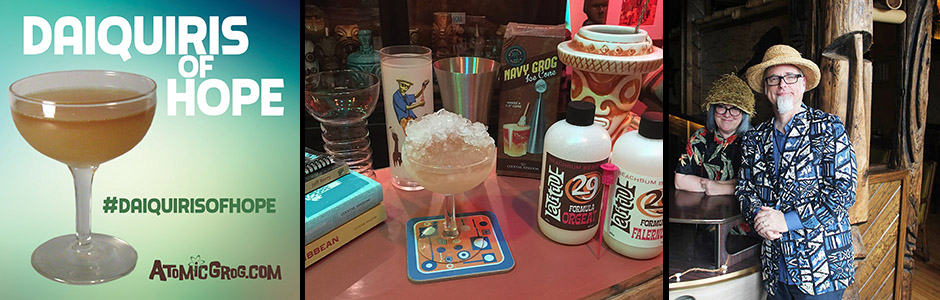 Daiquiris of Hope: Keeping the spirit of our favorite bars and bartenders alive