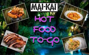 The Mai-Kai's new to-go menu