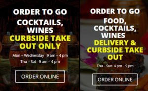The Mai-Kai's online ordering