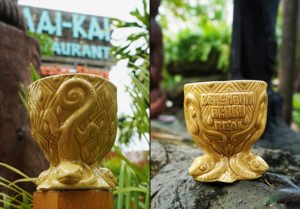 A special mug created in honor of Beachbum Berry by sponsor Real Syrups will be available at The Mai-Kai as part of the June 5-6 special event