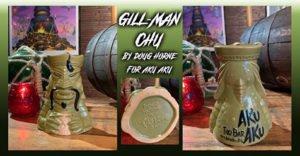 Aku Aku's Gill-Man Chu Tiki Mug
