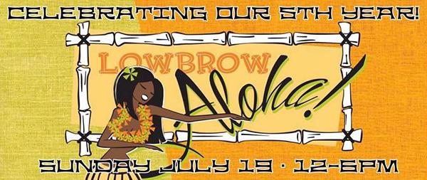 Lowbrow Aloha
