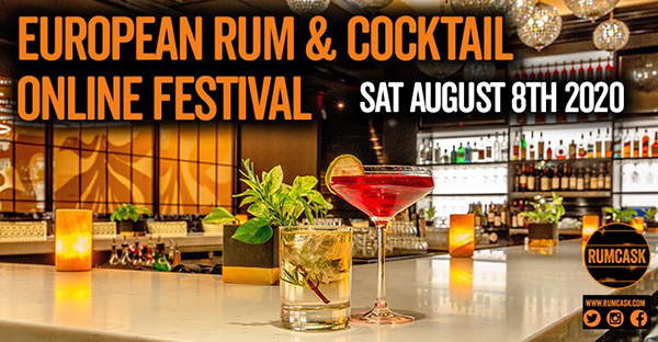 European Rum & Cocktail Online Festival