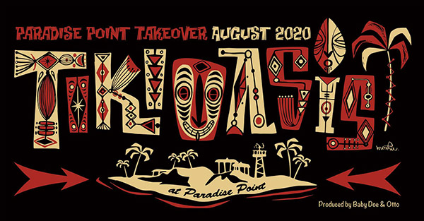 Tiki Oasis Takeover at Paradise Point