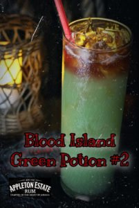 Blood Island Green Potion #2