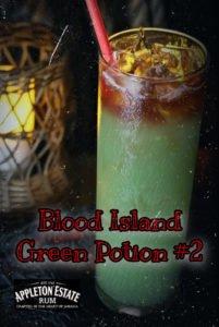 Blood Island Green Potion #2