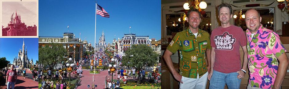 Artists shine at Disney World's 40th birthday party