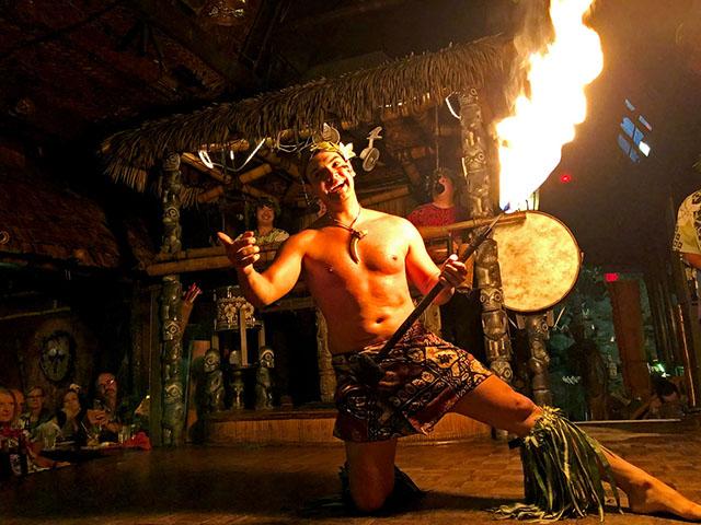 The Mai-Kai's Polynesian Islander Revue - June 2019