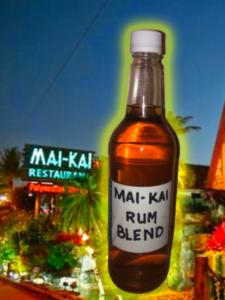 The Mai-Kai's secret rum blend