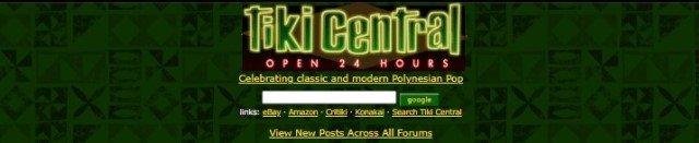 Tiki Central