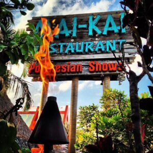 The torches may have gone out temporarily, but the family that owns The Mai-Kai has vowed to reopen the restaurant 'with all its original splendor.' (Mai-Kai photo)
