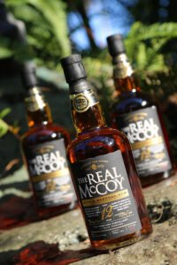 The Real McCoy 12-year-old Distillers Proof Mai-Kai Blend is available only via take-out from the restaurant.