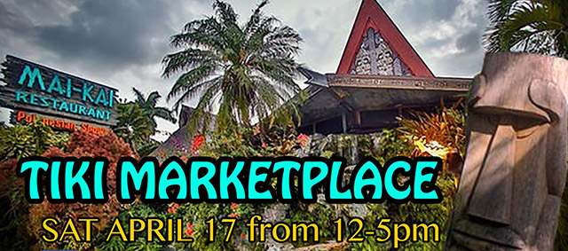 The Mai-Kai Tiki Marketplace