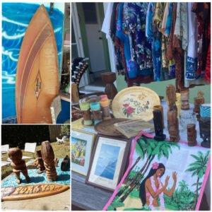 The Mai-Kai Tiki Marketplace vendors will include Nautical Wheeler, and Livin A Dream