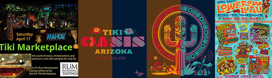 The Tiki Times: Exclusive 2021 events guide