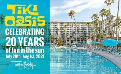 Tiki Oasis 2021