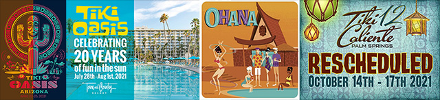 Arizona Tiki Oasis ushers in the return of live weekend conventions