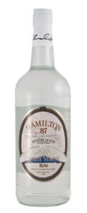 Hamilton White Stache was inspired by the rums Ed Hamilton enjoyed during the 20 years he spent living on a yacht sailing the West Indies