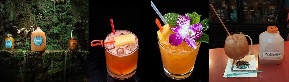 The Mai-Kai cocktails to go