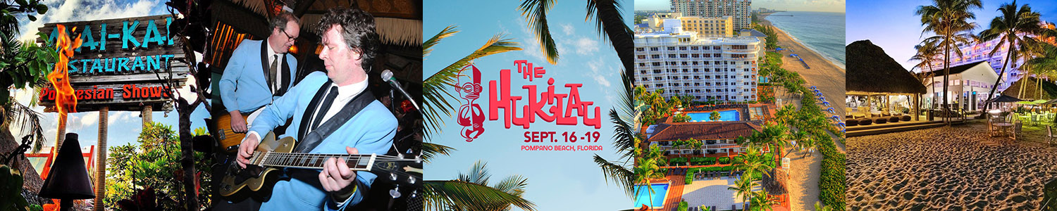 The Hukilau announces return in 2021 with new oceanfront hotel, event at The Mai-Kai