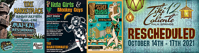 The Tiki Times online events calendar