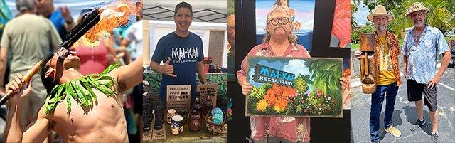 Photos: The Mai-Kai Tiki Marketplace in Fort Lauderdale, July 2021