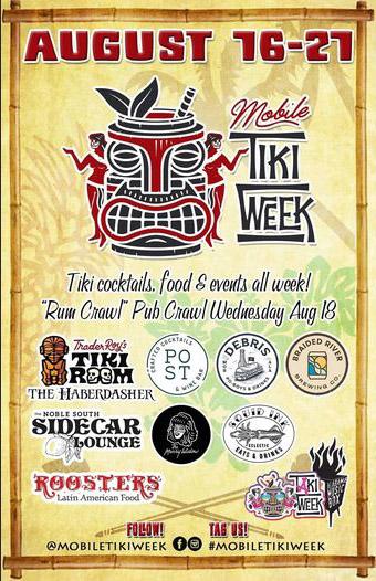 Mobile Tiki Week