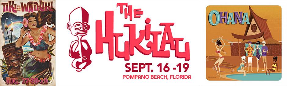 "The Tiki Times live events calendar"""