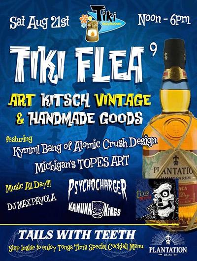 TU Tiki Flea 9
