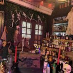 The Death or Gory graveyard bar.