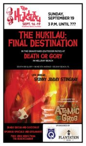 The Hukilau: Final Destination at Death or Gory
