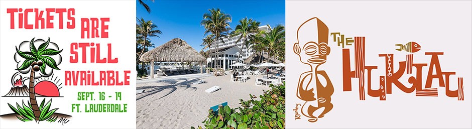The Hukilau countdown: Tickets still available for 19th Tiki weekender in South Florida