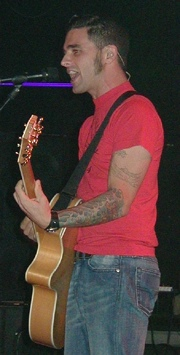 Dashboard Confessional at Club Ovation, Boynton Beach, April 17, 2002
