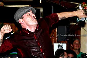 Street Dogs at Maguires Hill 16 in Fort Lauderdale on July 23, 2006