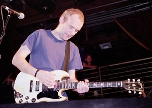 Fugazi at The Chili Pepper in Fort Lauderdale on Jan. 18, 2000