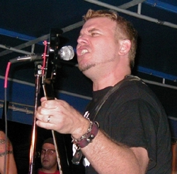 Against All Authority at Spanky's in West Palm Beach on Oct. 14, 2000