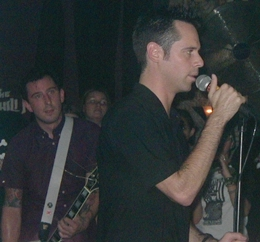 Bouncing Souls at The Chili Pepper in Miami on Oct. 21, 2000
