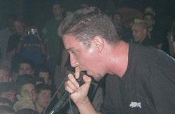 Sick Of It All at Orbit Nightclub in Boynton Beach on May 9, 2001