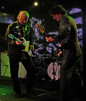 Dick Dale at Grand Central in Miami on April 25, 2013