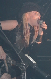 Genitorturers live at Club Freez, Fort Lauderdale, on Nov. 10, 2001