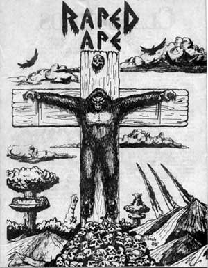 Raped Ape Image Gallery